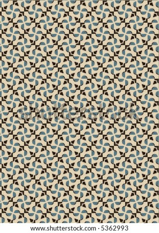 japanese old abstract pattern