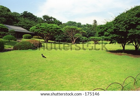 japanese style (1) - stock photo