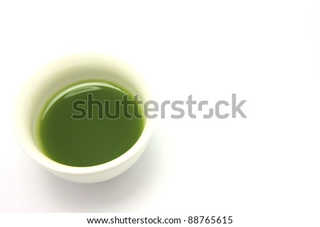 japanese tea matcha