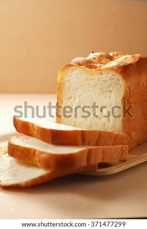Japanese white bread
