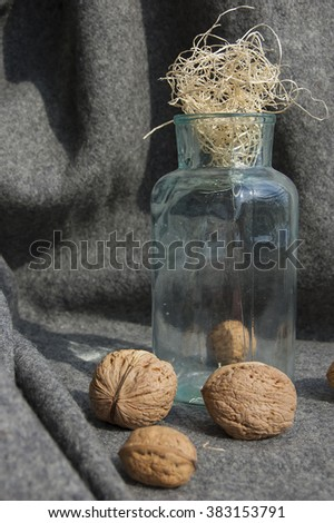 jar and nuts