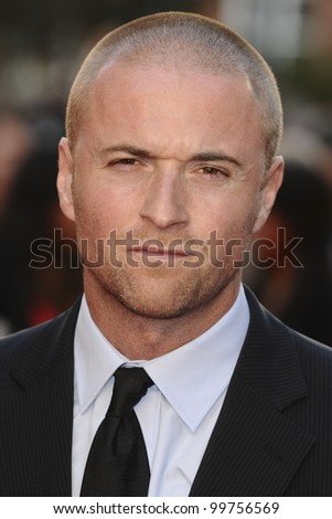 "Jason Barry arriving for the ""Titanic 3D"" premiere at the Royal Albert Hall, Kensington, London. 27/03/2012 Picture by: Steve Vas / Featureflash"
