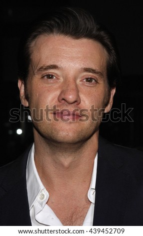 "Jason Butler Harner at the Los Angeles Premiere of ""Changeling"" held at the Academy of Motion Picture Arts and Sciences in Beverly Hills, USA on October 23, 2008. - stock photo"