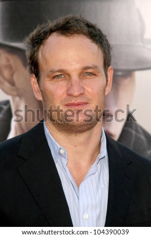 Jason Clarke  at the Los Angeles Premiere of 'Public Enemies'. Mann Village, Westwood, CA. 06-23-09