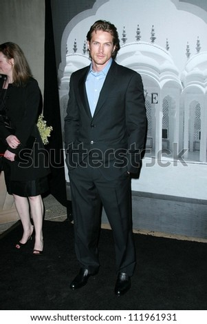 Jason Lewis at the Giorgio Armani Prive Show to celebrate the Oscars. Green Acres, Los Angeles, CA. 02-24-07 - stock photo