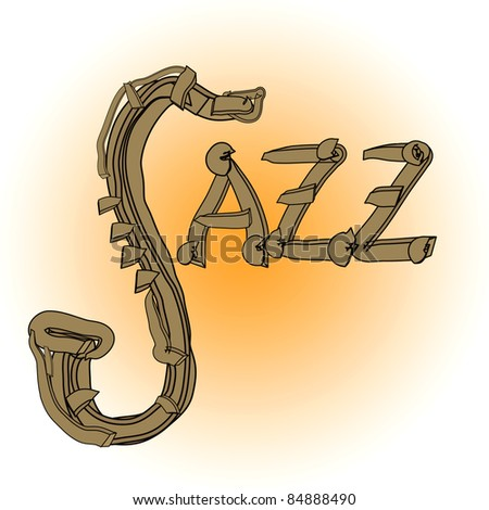 Jazz - stock photo
