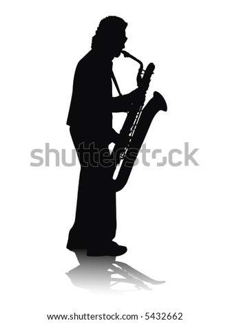 jazz improvisation on sax