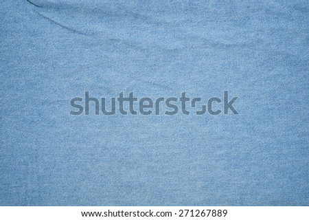 Jean and texture - stock photo