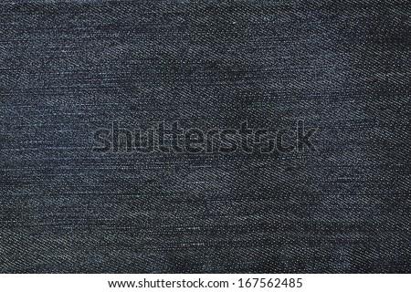 jean texture background - stock photo