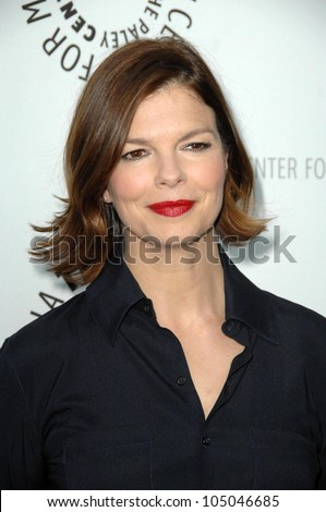 Jeanne Tripplehorn at 'Big Love' presented by the Twenty-Sixth Annual William S. Paley Television Festival. Arclight Cinerama Dome, Hollywood, CA. 04-22-09