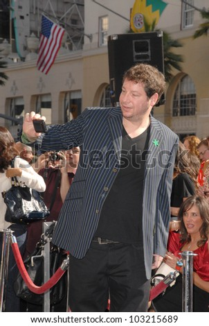 Jeff Ross at the induction ceremony of John Stamos into the Hollywood Walk of Fame, Hollywood Blvd., Hollywood, CA. 11-16-09