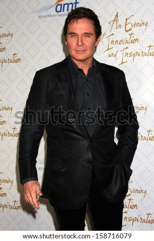Jeff Trachta at the 10th Alfred Mann Foundation Gala, Robinson-May Lot, Beverly Hills, CA 10-13-13