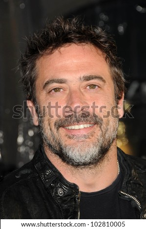 "Jeffrey Dean Morgan at the ""Clash Of The Titans"" Los Angeles Premiere, Chinese Theater, Hollywood, CA. 03-31-10 - stock photo"