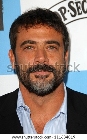 "Jeffrey Dean Morgan at the World Premiere of ""Kabluey"". Mann Festival Theater, Westwood, CA. 06-25-07 - stock photo"