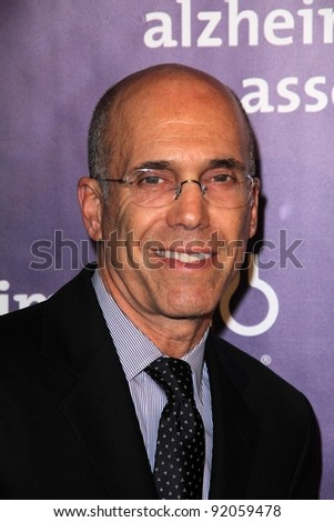 "Jeffrey Katzenberg at the 19th Annual ""A Night At Sardi's"" Fundraiser and Awards Dinner Benefiting The Alzheimer's Association, Beverly Hilton Hotel, Beverly Hills, CA. 03-16-11"