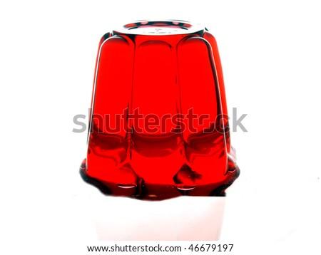 Jelly, gelatin - stock photo