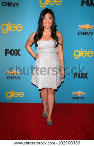 "Jenna Ushkowitz  at Fox's ""Glee"" Spring Premiere Soiree, Bar Marmont, West Hollywood, CA. 04-12-10"