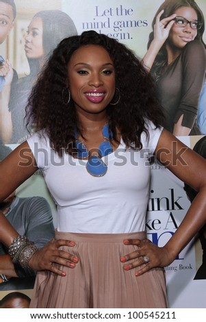 "Jennifer Hudson at the Pan-African Film Festival ""Think Like A Man"" Premiere, Arclight, Hollywood, CA 02-09-12"
