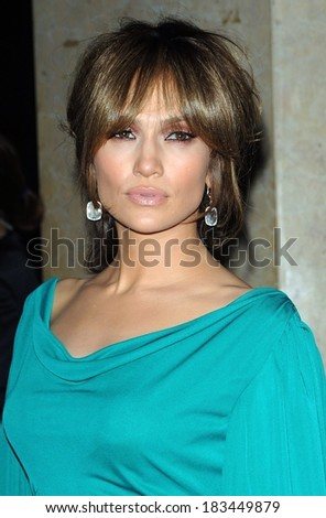 Jennifer Lopez at 3rd Annual Noche de Ninos Gala to Benefit Childrens Hospital Los Angeles, Beverly Hilton Hotel, Los Angeles, CA May 9, 2009