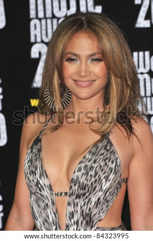 Jennifer Lopez at the 2010 World Music Awards at the Monte Carlo Sporting Club, Monaco. May 18, 2010  Monaco, France Picture: Paul Smith / Featureflash - stock photo