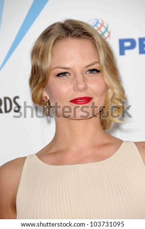 Jennifer Morrison  at the 2009 ALMA Awards. Royce Hall UCLA, Westwood, CA. 09-17-09