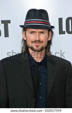 "Jeremy Davies at ""Lost"" Live: The Final Celebration, Royce Halll, UCLA, Westwood, CA. 05-13-10"