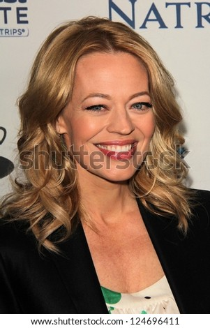 Jeri Ryan at the Gold Meets Golden Event, Equinox West LA, Los Angeles, CA 01-12-13