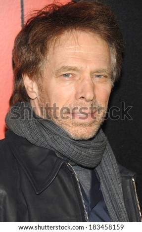 Jerry Bruckheimer at SHINE A LIGHT Premiere, Clearview's Ziegfeld Theater, New York, NY, March 30, 2008  - stock photo