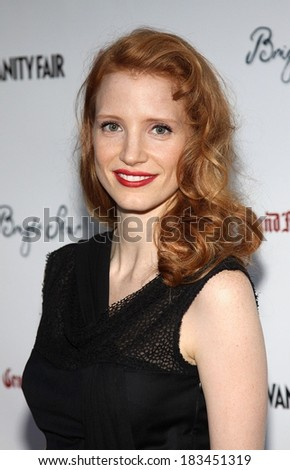 Jessica Chastain at BRIGHT STAR Premiere, The Paris Theatre, New York, NY September 14, 2009