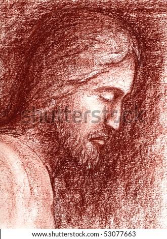 Jesus - stock photo