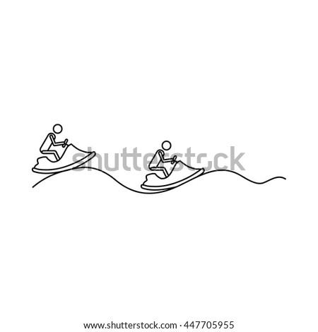 jet skis outline 300 jet ski stock illustrations on gograph download high quality jet ski stock illustrations from our collection of 38,079,354 stock illustrations.