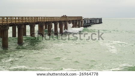Jetty at Swakopmund