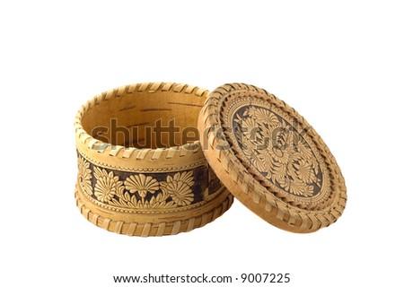Jewellery Box - stock photo