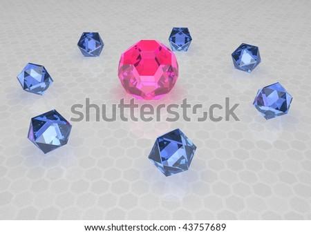 Jewels - stock photo