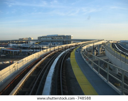 JFK Airport Airtrain Station