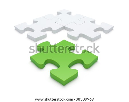 Jigsaw Puzzle Piece Solution