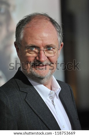 "Jim Broadbent at the Los Angeles premiere of his new movie ""Cloud Atlas"" at Grauman's Chinese Theatre, Hollywood. October 24, 2012  Los Angeles, CA Picture: Paul Smith"