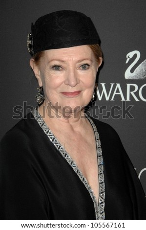 Joan Bergin at the 11th Annual Costume Designers Guild Awards. Four Seasons Beverly Wilshire Hotel, Beverly Hills, CA. 02-17-09