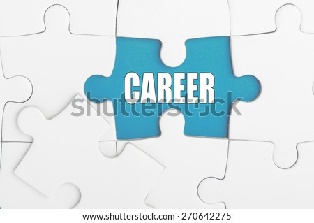 Job Career - stock photo