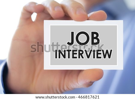 Job interview business card concept stock photo 100 legal job interview business card concept colourmoves