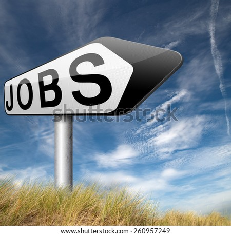 job search find vacancy for jobs dream career move help wanted job ad recruitment job hiring now - stock photo