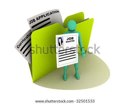 job wanted icon