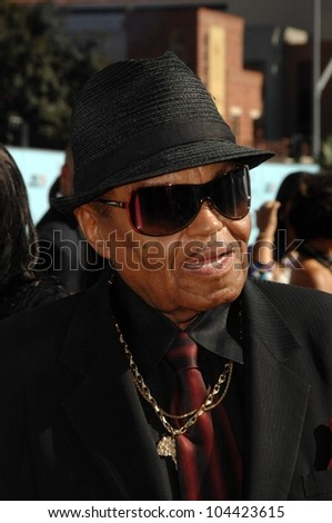Joe Jackson  at the 2009 BET Awards. Shrine Auditorium, Los Angeles, CA. 06-28-09
