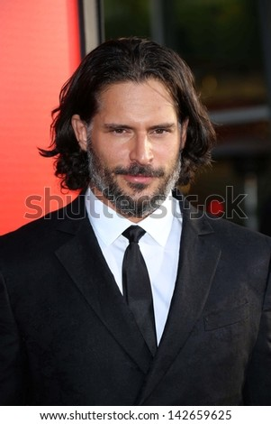 "Joe Manganiello at the ""True Blood"" Season 6 Premiere, Cinerama Dome, Hollywood, CA 06-11-13"