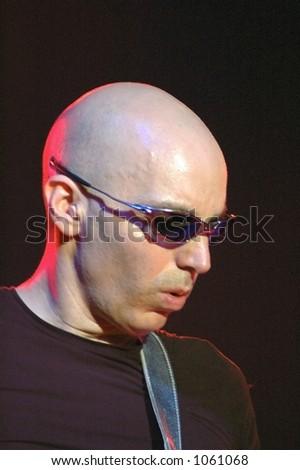 Joe Satriani - stock photo