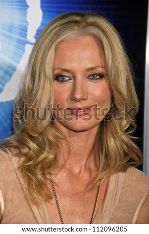 "Joely RIchardson at the Los Angeles Premiere of ""The Last Mimzy"". Mann Village Theatre, Westwood, CA. 03-30-07 - stock photo"