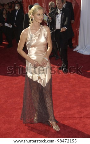 JOELY RICHARDSON at the 55th Annual Primetime Emmy Awards in Los Angeles. Sept 21, 2003  Paul Smith / Featureflash