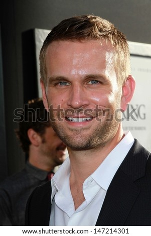 "John Brotherton at ""The Conjuring"" Los Angeles Premiere, Cinerama Dome, Hollywood, CA 07-15-13"
