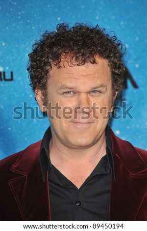 John C. Reilly at the 2009 Spike TV Scream Awards, at the Greek Theatre, Los Angeles. October 17, 2009  Los Angeles, CA Picture: Paul Smith / Featureflash - stock photo