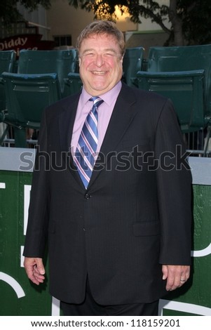 "John Goodman at the ""Trouble With The Curve"" Los Angeles Premiere, Mann Village Theater, Westwood, CA 09-19-12 - stock photo"